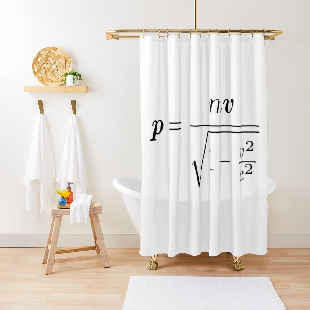 Momentum Shower Curtain