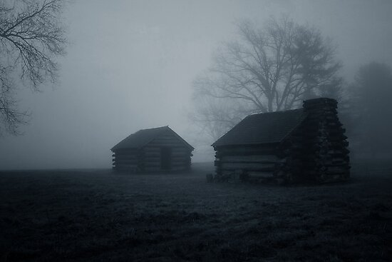 Cabins by Raymond  Snip