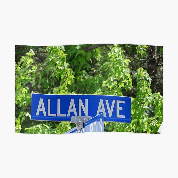 Allan  Poster