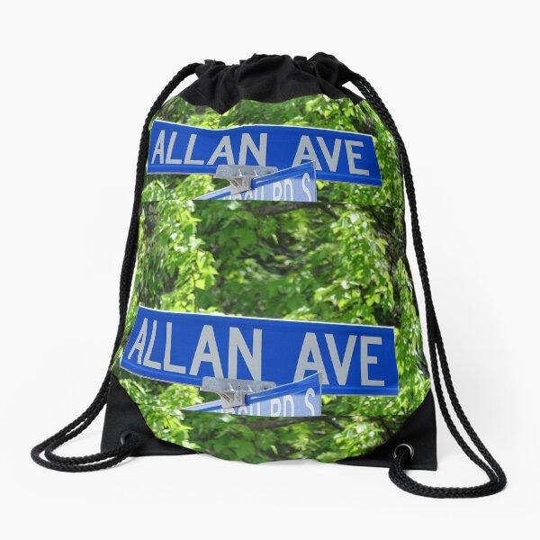 Allan  Drawstring Bag