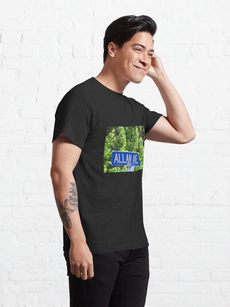 Alternate view of Allan  Classic T-Shirt