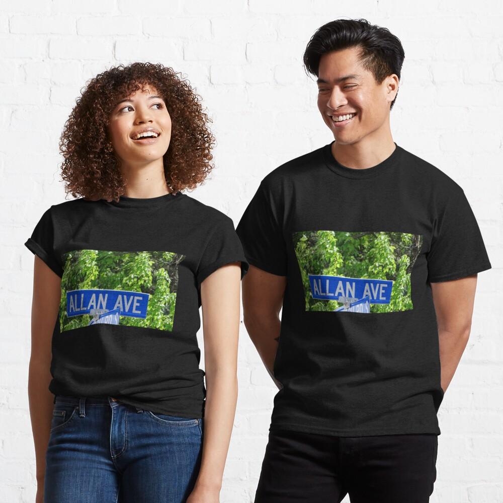 Allan  Classic T-Shirt