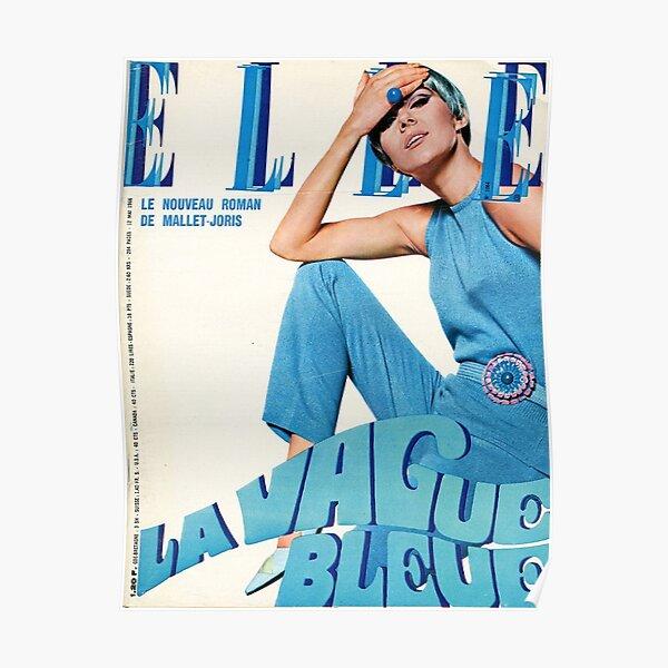 Elle Magazine Poster