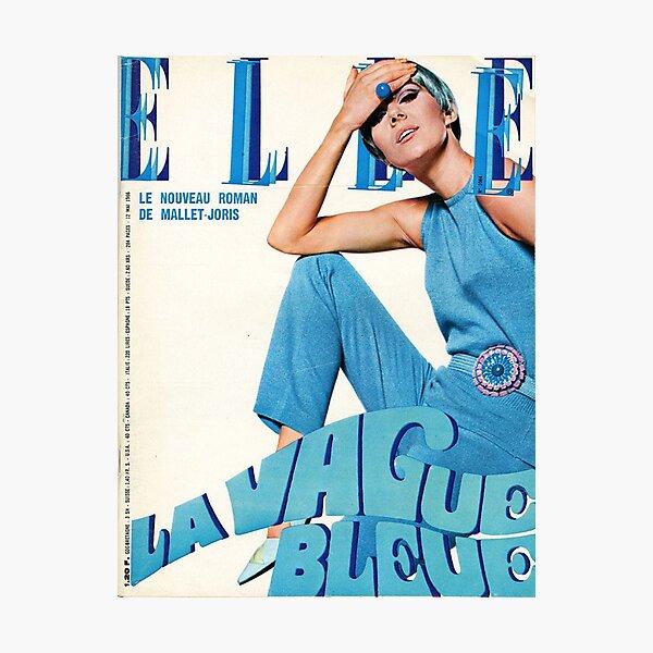 Elle Magazine Photographic Print