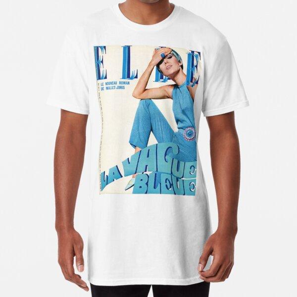 Elle Magazine Long T-Shirt