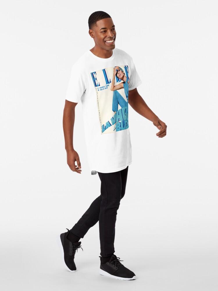 Alternate view of Elle Magazine Long T-Shirt