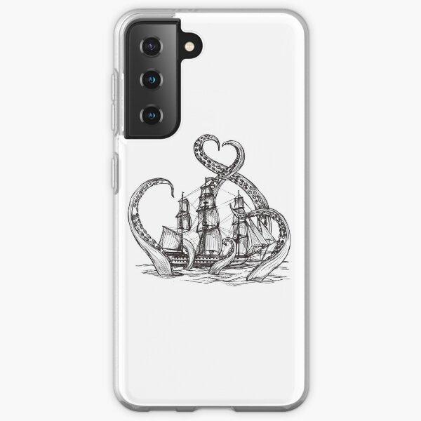 Kraken Samsung Galaxy Soft Case