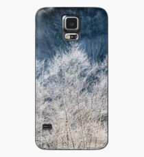 Frosted Trees Case/Skin for Samsung Galaxy