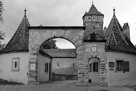 Rothenburg by Rosalee Lustig
