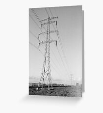 High Voltage, Greeting Card