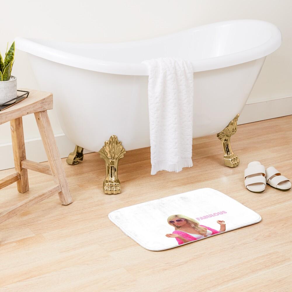 Sharpay Fabulous Bath Mat