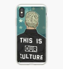 Pete Wentz - THIS IS OUR CULTURE iPhone Case