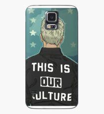 Pete Wentz - DAS IST UNSERE KULTUR Hülle & Skin für Samsung Galaxy