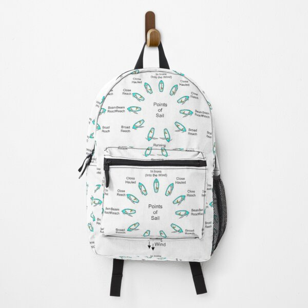 Points of Sail Backpack
