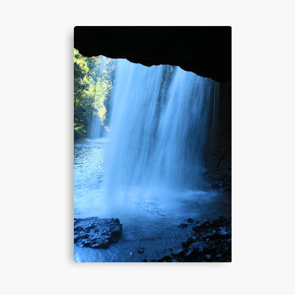 Killen Falls - Tintenbar NSW Canvas Print