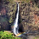 Wallaman Falls pot of Gold by Stephen  Nicholson