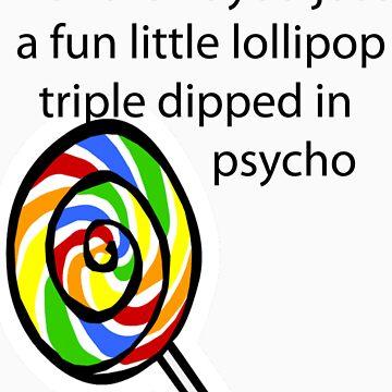 Lollipop Psycho by grevengrevs