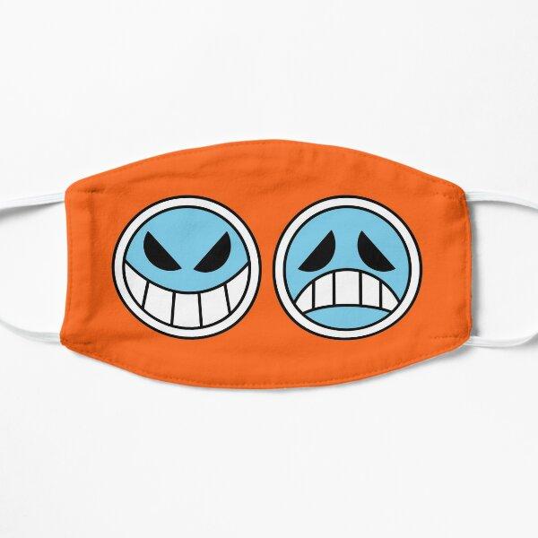 Portgas D Ace Hat Logo Flat Mask