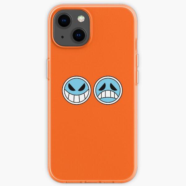 Portgas D Ace Hat Logo iPhone Soft Case