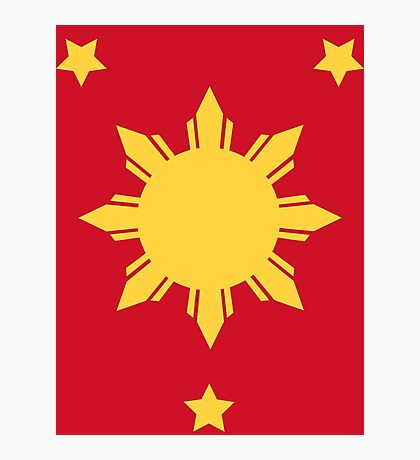 Tatak Pinoy 3 Photographic Print