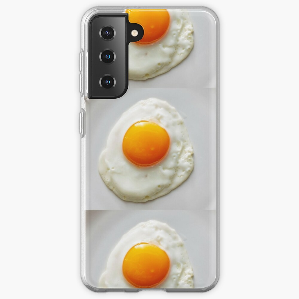 Eggs, Breakfast food, Egg socks, Egg dress, Egg leggings, Egg notebook, Egg coasters  Case & Skin for Samsung Galaxy