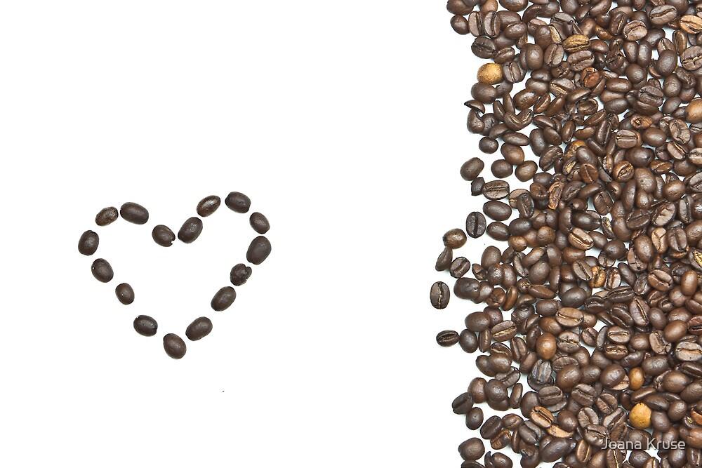 I love coffee by Joana Kruse