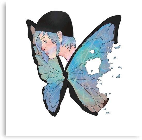 Chloe Price Butterfly by MadaJones