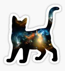 CELESTIAL CAT 2 Sticker