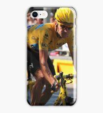 Bradley Wiggins - Tour de France iPhone Case/Skin