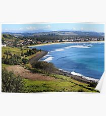 Lennox Head NSW Poster