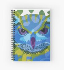 Eyes Spy Spiral Notebook