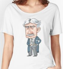 Sir Robert Borden, Prime Minister of Canada, 1911-1920 Women's Relaxed Fit T-Shirt