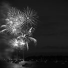 The Bay lights up by Lisa Kenny
