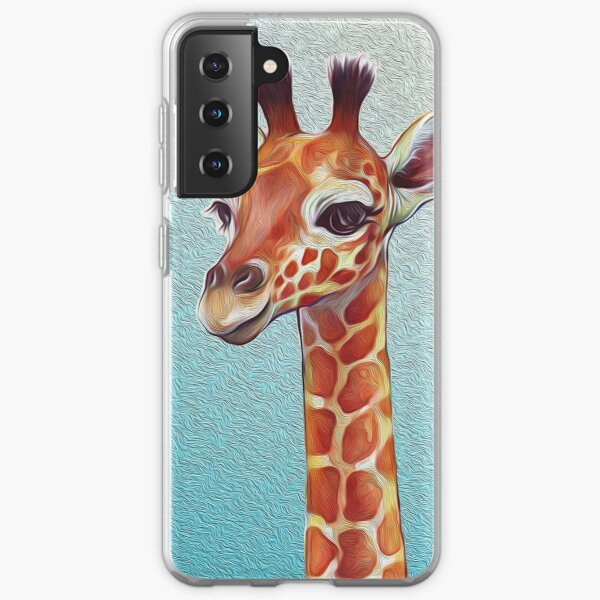 GIRAFFE Samsung Galaxy Soft Case