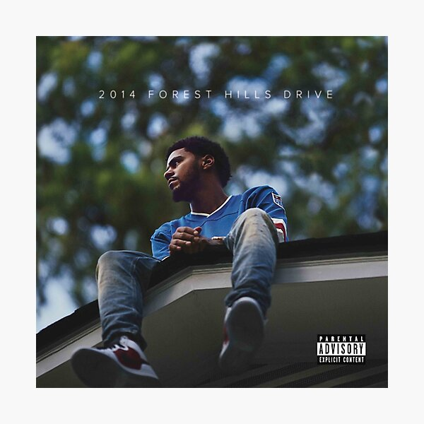 2014 Forest Hills Drive Album Photographic Print