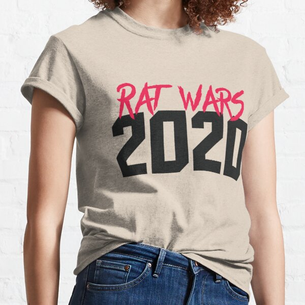 Rat Wars T Shirts Redbubble To dream of rats, denotes that you will be deceived, and injured by your neighbors. rat wars t shirts redbubble