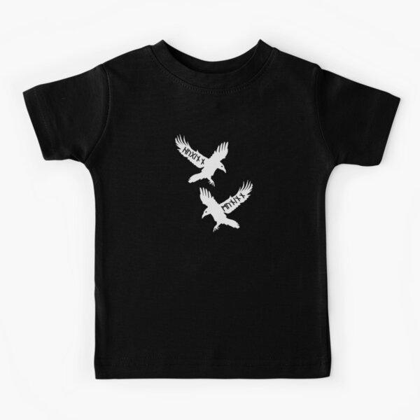 Huginn and Muninn Kids T-Shirt
