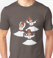 Dervish trio Unisex T-Shirt
