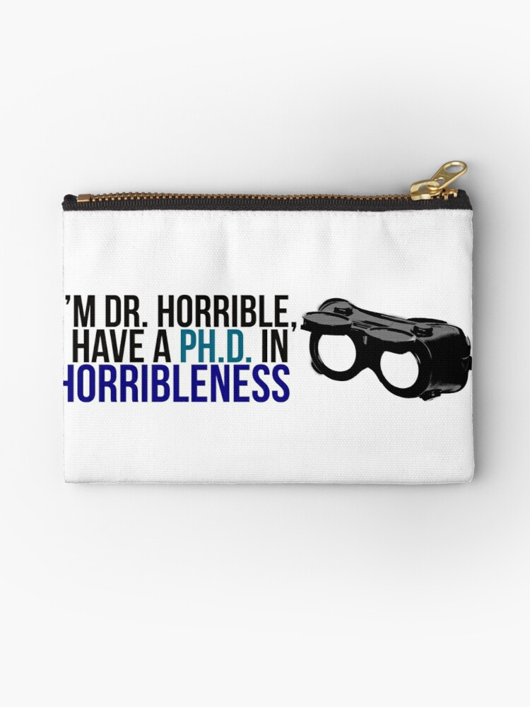 PhD in Horribleness B by TPejoves