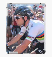 Mark Cavendish World Champion iPad Case/Skin