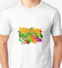 Veggie Salad by Valxart Unisex T-Shirt