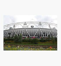 london 2012 Photographic Print