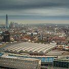 The Shard rises by John Violet