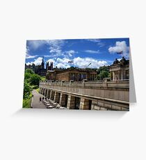 National Galleries of Scotland Greeting Card