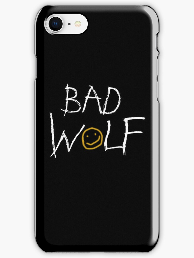 Bad Wolf meets Sherlock by Alexis Maro