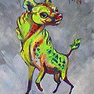 Happy Hyena by Ellen Marcus
