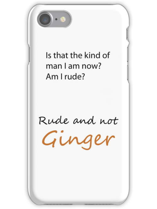 Rude and not Ginger by Alexis Maro