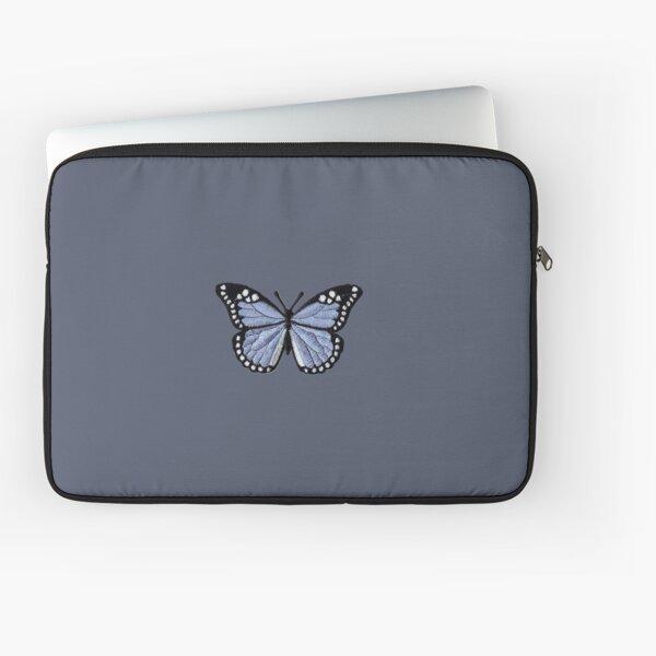 Indigo Butterfly Laptop Sleeve
