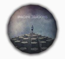 Imagine Dragons - Night Visions Polygon | Unisex T-Shirt