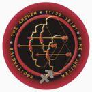 Sagittarius  zodiac astrology by Valxart by Valxart
